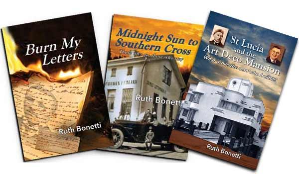ruth bonetti books